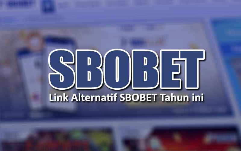 Layanan Login Sbobet - Link Alternatif Sbobet Terbaru Via Mobile